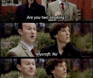 sherlock, mycroft, and brothers image