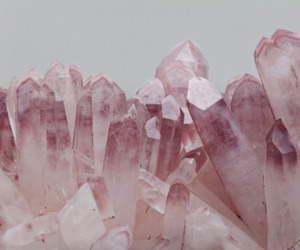 aesthetics, crystal, and nature image