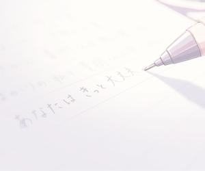 anime, pastel, and japanese image