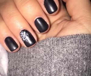 Best, black, and black nails image