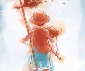 anime, monkey d. luffy, and fantasy image