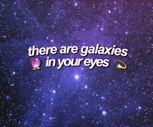 love quotes, planets, and positivity image