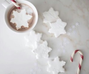 candy, white, and christmas image