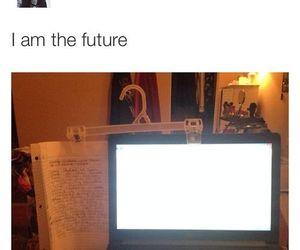 funny, future, and lol image