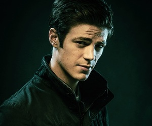 grant gustin, the flash, and Hot image