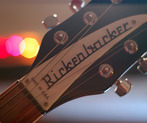 D50, guitar, and lights image