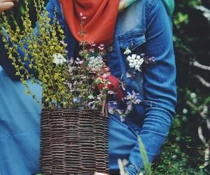 girls, ﺭﻣﺰﻳﺎﺕ, and حجاب image