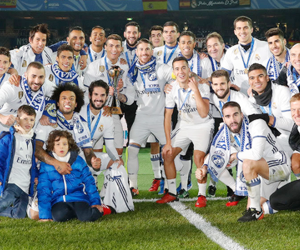 real madrid and club world cup image