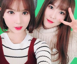 kpop, yuju, and eunha image
