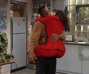 90s, dwayne, and couple image