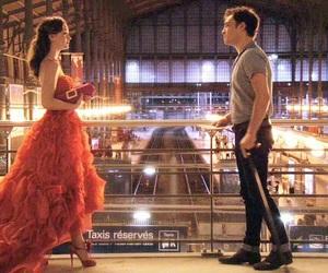 couple and gossip girl image