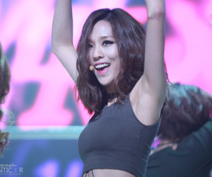 girl, miss a, and fei wang image