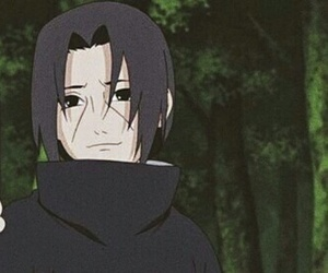 itachi, anime, and naruto image