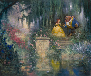 art, beauty and the beast, and beuty image