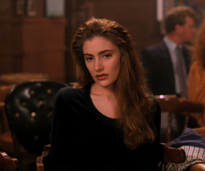 girl, Madchen Amick, and Twin Peaks image