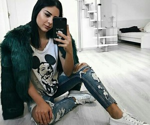 jeans, style, and jldrae image