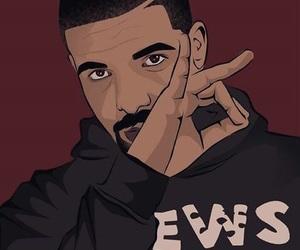Drake and papi image
