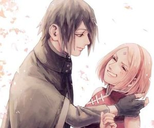 anime, chico, and sasusaku image