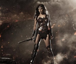 celebrity, photos, and wonder woman image