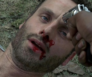 screencaps, twd, and the walking dead image