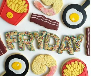 food, friday, and tumblr image