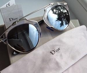 dior, fashion, and sunglasses image
