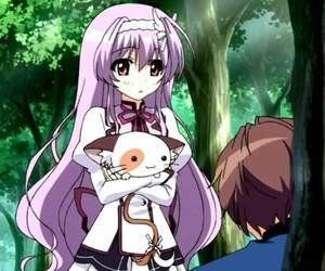 anime, girl, and mashiro iro symphony image