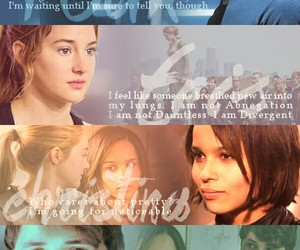 divergent, four, and will image