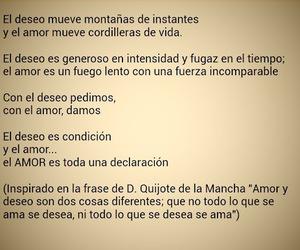 amor, deseo, and inspiracion image