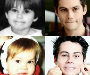 dylan, sweet, and dylan o'brien image