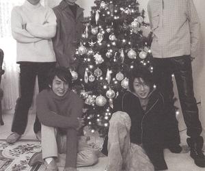 arashi, sakurai sho, and jun matsumoto image