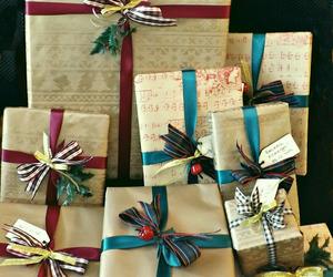 christmas, gift, and idea image