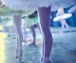 ballet, love, and inspiration image