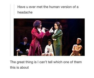 funny, hamilton, and tumblr image