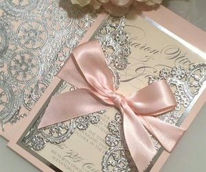magical, silver, and wedding image