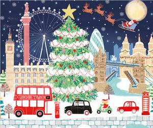 christmas, dreams, and london image