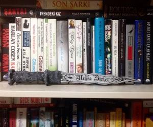 books, dagger, and demi lovato image