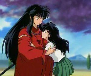 inuyasha, cute, and love image