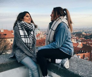best friends, czech republic, and internet famous image