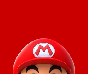 hd, mario bros, and red image
