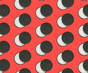 oreo and pattern image