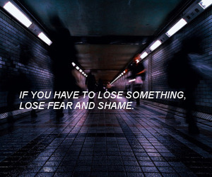 grunge, pale, and phrases image
