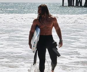 handsome, surf, and brock o'hurn image