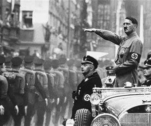 hitler, germany, and nazi image
