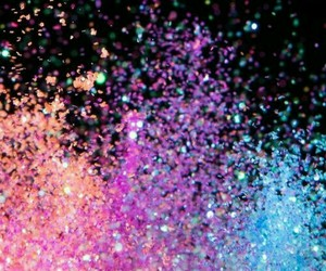 wallpaper, glitter, and background image