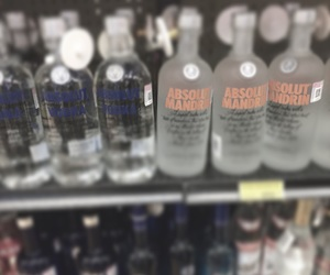 absolut vodka, party, and summer image