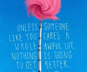 quote and the lorax image