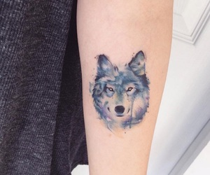 creative and wolftatto image