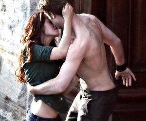 bella, jacob, and romance image