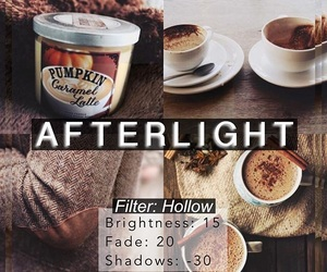 filters, instagram, and afterlight image